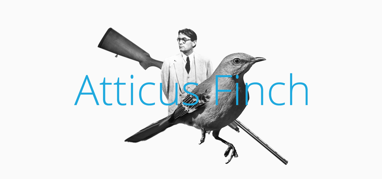 Atticus Finch is the Best lawyer of All Time