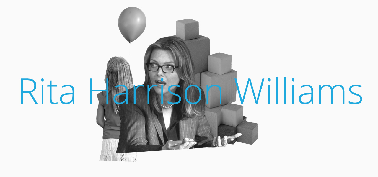 Rita Harrison Williams is one the the Best Movie Lawyers of All Time