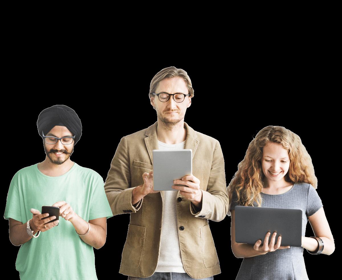Toronto local mobile responsive website designers and builders