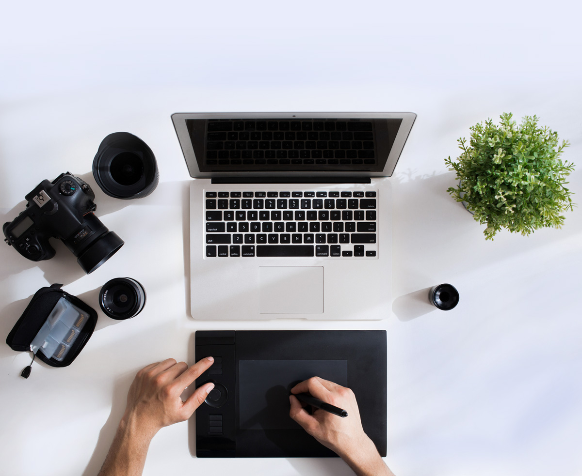 get professional quality photography on your website