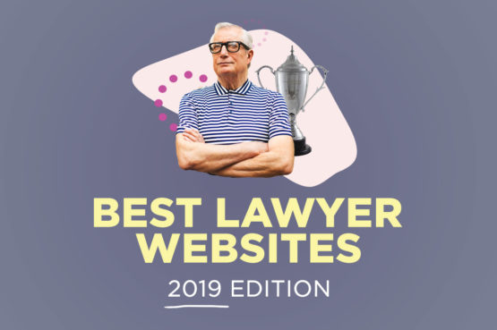 Best Lawyer Websites 2019 Featured Image
