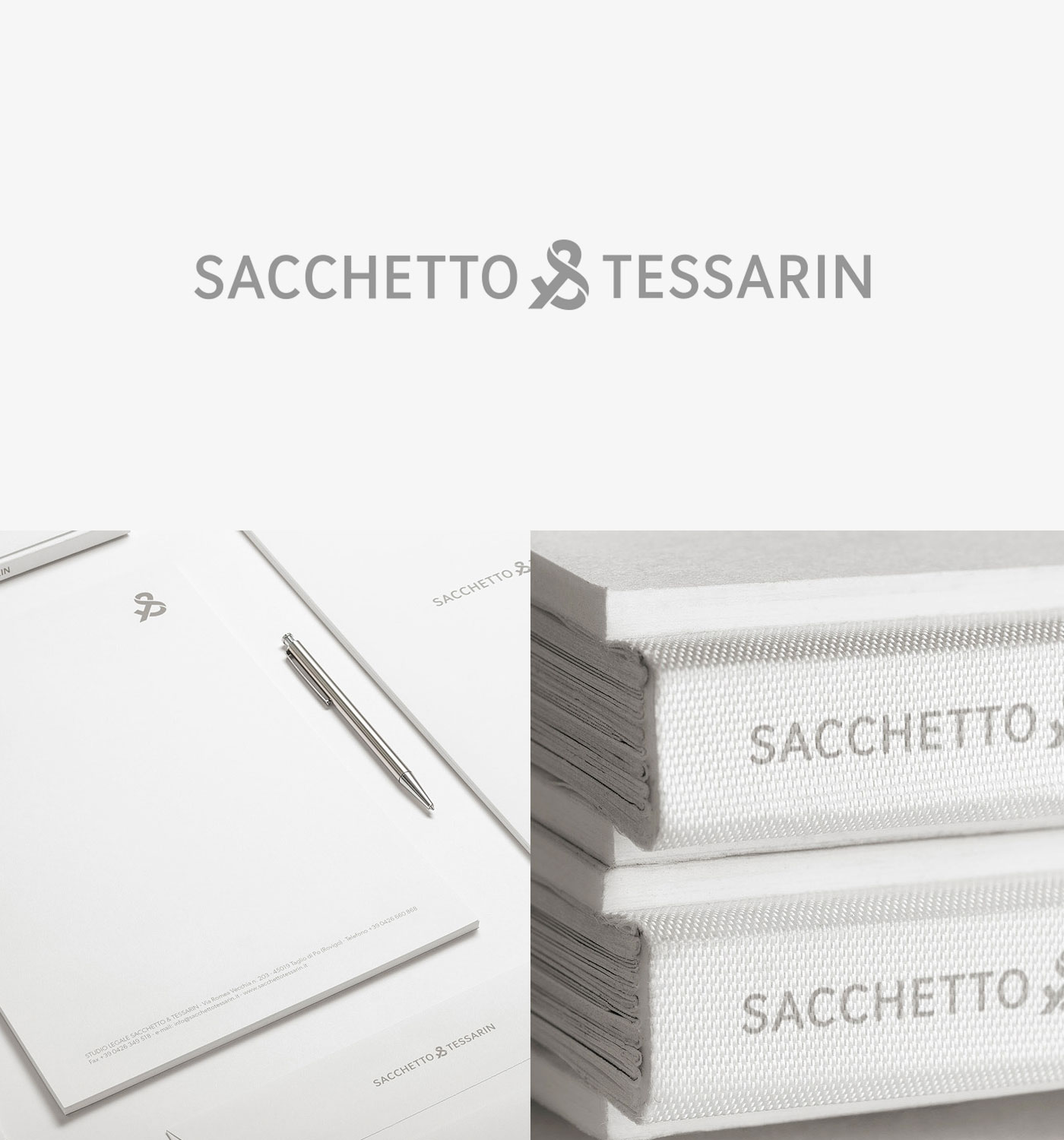 Sacchetto & Tessarin Designed by Concreate Studio